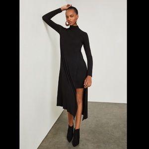 NWOT BCBG Max Azria asymmetrical dress